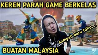 WIH KEREN PARAH GAK NYANGKA GAME SEMUA INI BUATAN ORANG MALAYSIA