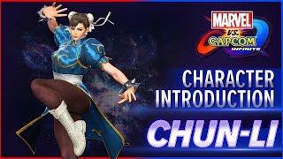 Marvel vs. Capcom: Infinite – Chun-Li Tutorial