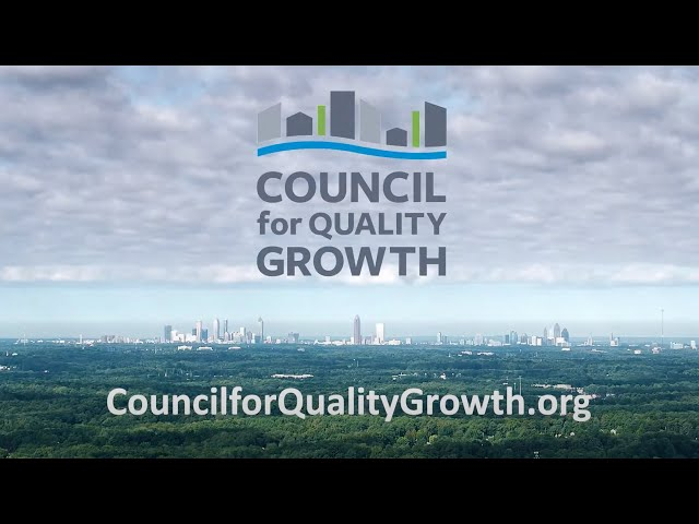 Council for Quality Growth: 2020 Four Pillar Tribute
