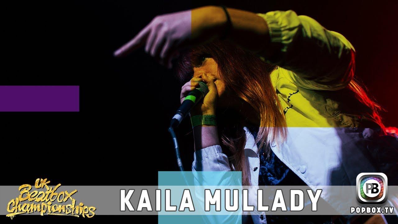 Kaila Mullady   Live at 2017 UK Beatbox Championships