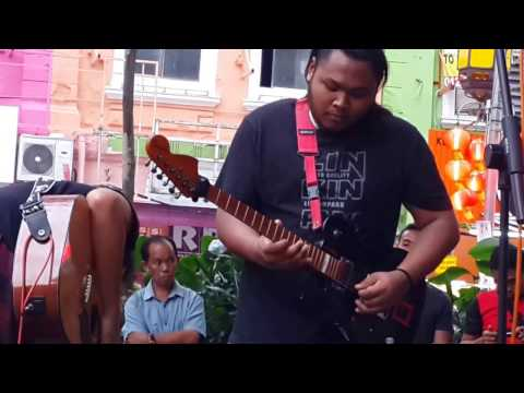aduhai seribu kali sayang-Sentuhan buskers cover iklim,mantap reggae