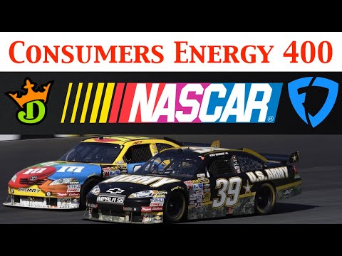Consumers Energy 400 Fantasy NASCAR Dfs DraftKings Picks & Preview 2019