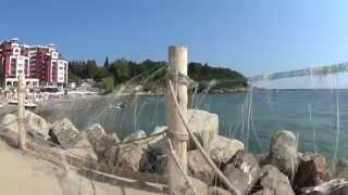 Болгария, Nessebar, активный отдых, чёрное море  Отель Sol Nessebar Resort, Bulgaria Nessebar(, 2015-10-28T21:24:33.000Z)