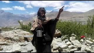 Воспевание Кришны и России в горах Тибета - Глобальная Волна - The Global Wave