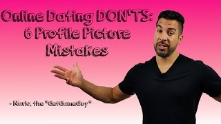 6 Online Dating Profile Picture Tips [Online Dating Tips & Advice]