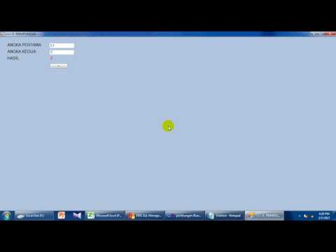 Cara Belajar Visual Basic Untuk Pemula