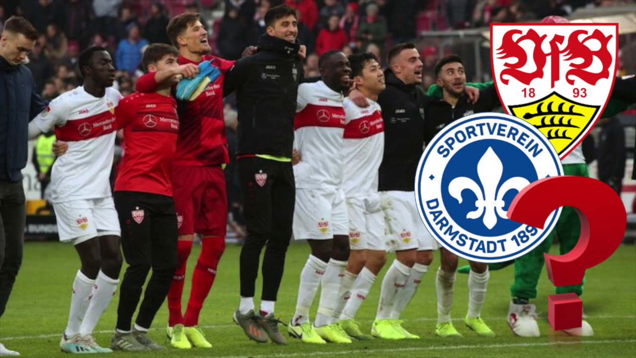 Darmstadt Gegen Stuttgart