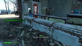 Fallout 4 Test Gameplay Intel HD Graphics 4000