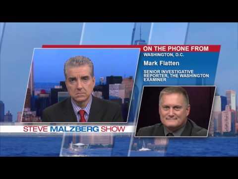 Mark Flatten -- senior investigative reporter for The Washington Examiner