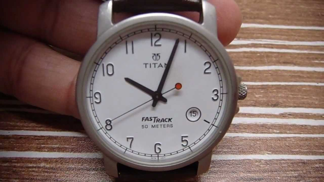 Watches Titan Fast Track Photo Images