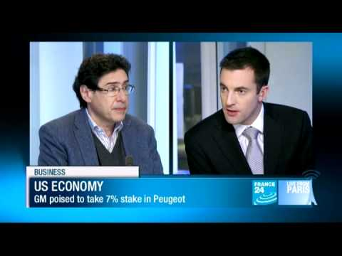 Eurozone crisis: with Phillippe AGHION, Professor of Economics, Harvard University