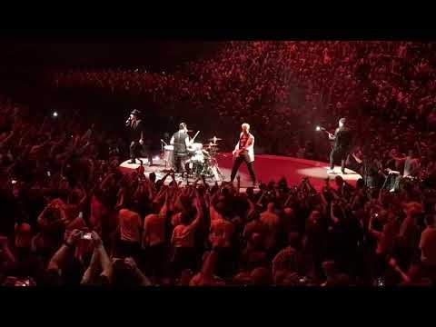"""U2 """"Elevation"""" into """"Vertigo"""" - St. Louis (5/4/18)"""