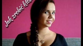 Jak zrobić kłosa - Fryzura na każdy dzień - Everyday hair tutorial
