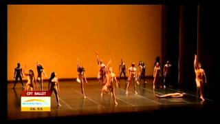 John Neumeier Works in Spring & Fall at Cape Town City Ballet