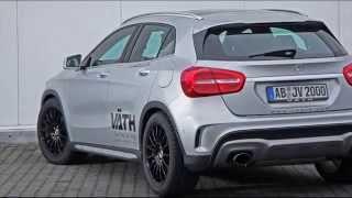 видео Чип тюнинг Mercedes GLA