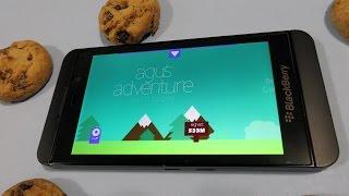 Agu's Adventure for BlackBerry 10
