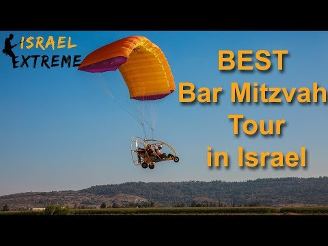Bar Mitzvah In Israel Ideas -  Josh's Custom Bar Mitzvah Adventure With Israel Extreme
