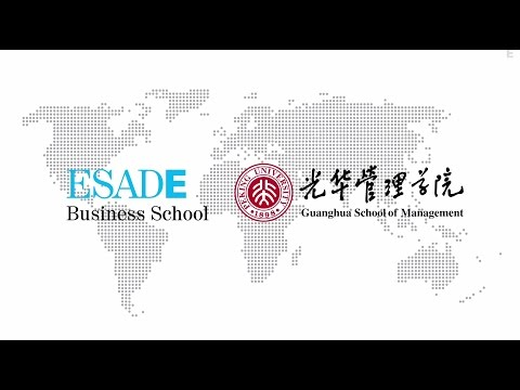 ESADE and Guanghua School of Management New Partnership