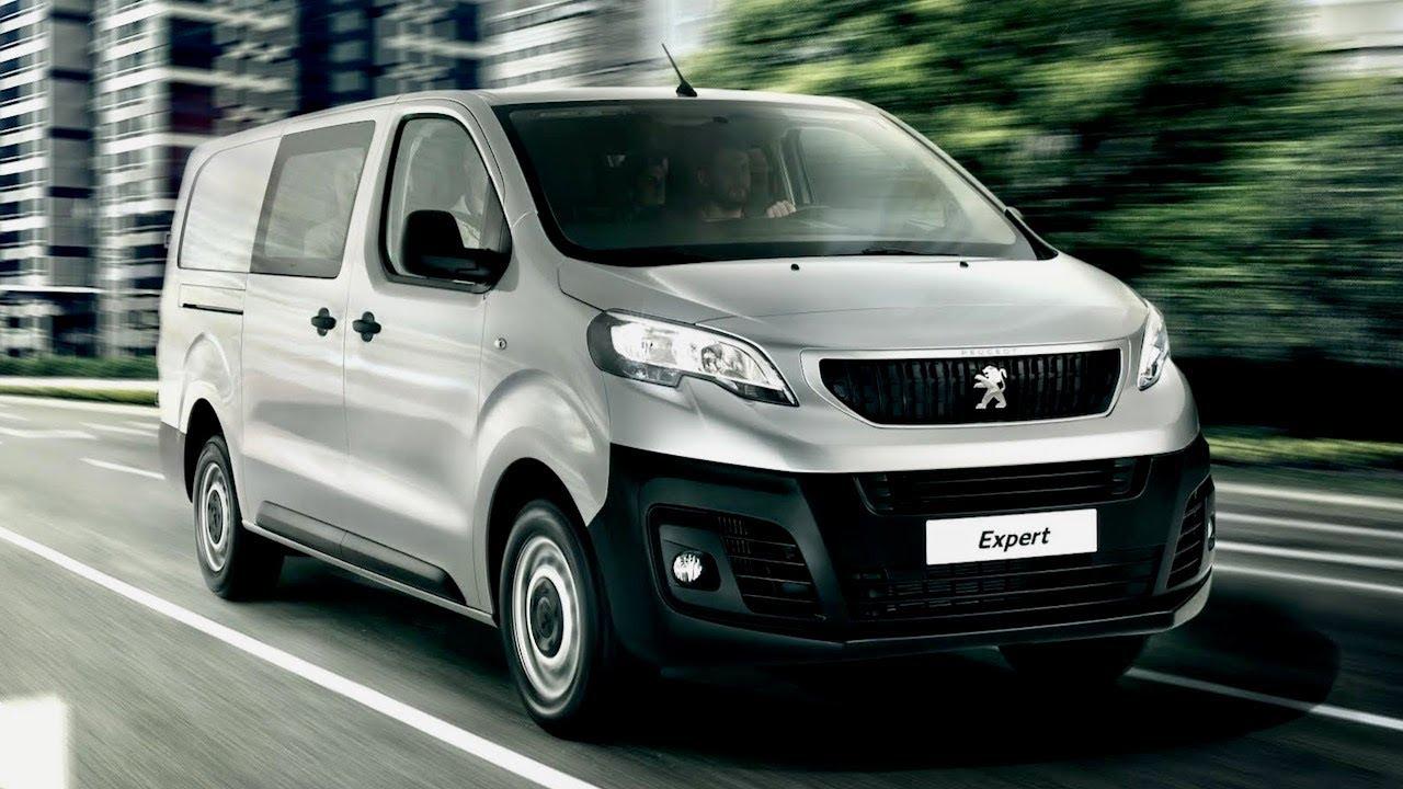 Peugeot Expert  Suma Versi U00f3n De 6 Plazas