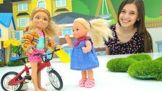 ToyClub шоу - Видео для девочек - Куклы Штеффи и Челси