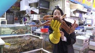 Hidden gems in Seoul: Traditional markets