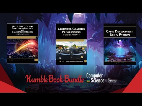 Humble Computer Science Book Bundle -- Finally C++ GameDev Books!