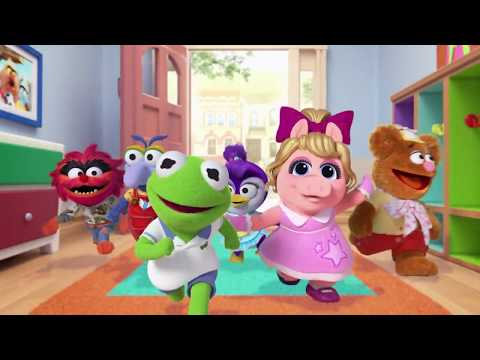 Muppet Babies Reboot Theme Song -- Renee Elise Goldsberry