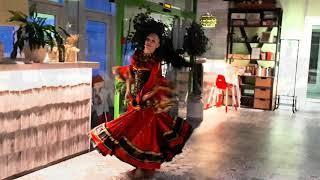 Цыганский танец. Онлайн Обучение Цыганским танцам. Онлайн уроки цыганочки. Научиться танцевать.