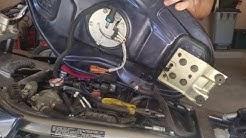 2007 Suzuki Bandit 1250 Fuel Pump Fix