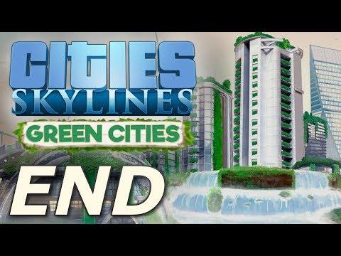 Cities Skylines: Green Cities - New Pravsburg (END) |
