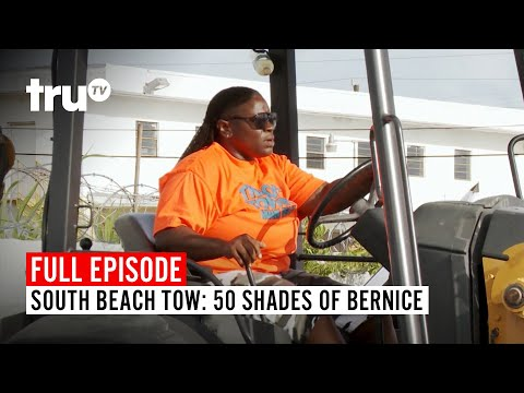 South Beach Tow | Season 6: 50 Shades Of Bernice | Watch The Full Episode | TruTV