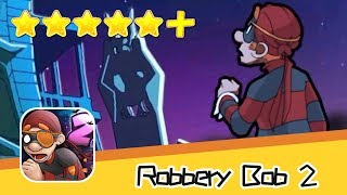 Robbery Bob 2 Hauntington Level 1-2 Green Screen Bob Walkthrough New Game Plus Recommend index five
