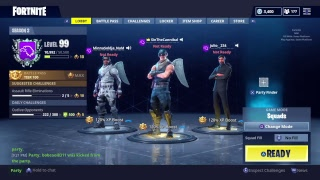 Ps4 fortnite using guest pass on party animal, no spot open currently.