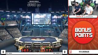 Bonus Points 1 | R3 Sosa vs Jose V | Grand Finals