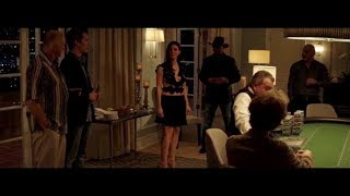 Molly's Game - Molly Host Her First Game Clip (HD)