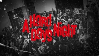 A Hard Day's Night (The Beatles cover)  / THE JIVES -TOUR MOVIE in TAIWAN 2016- AsiaSeries&WakeUpFes