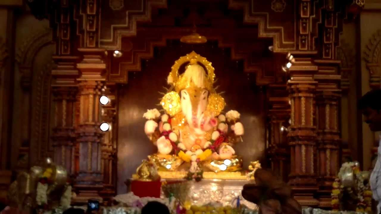 God Ganesh Hd Wallpaper Shrimant Dagduseth Halwai Ganpati Darshan Pune Hd