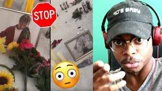 HELP JUICE WRLD! | Juice WRLD - Black & White Official Music Video | Reaction