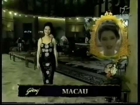 MISS WORLD 1996 - Parade of Nations 1