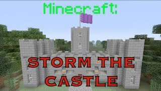 Minecraft: Storm the Castle