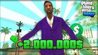 Как Заработать 2.000.000$ за 1 День на Arizona RP! - Жизнь Бомжа GTA SAMP #54