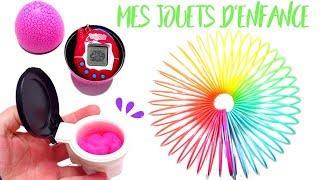 Mes jouets d'enfance ! Test jouets année 90 !┃Reva ytb
