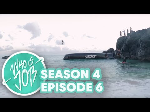 Tandem Surfing and Blobbing with Bikini Babes | Who is JOB 5.0: S4E6