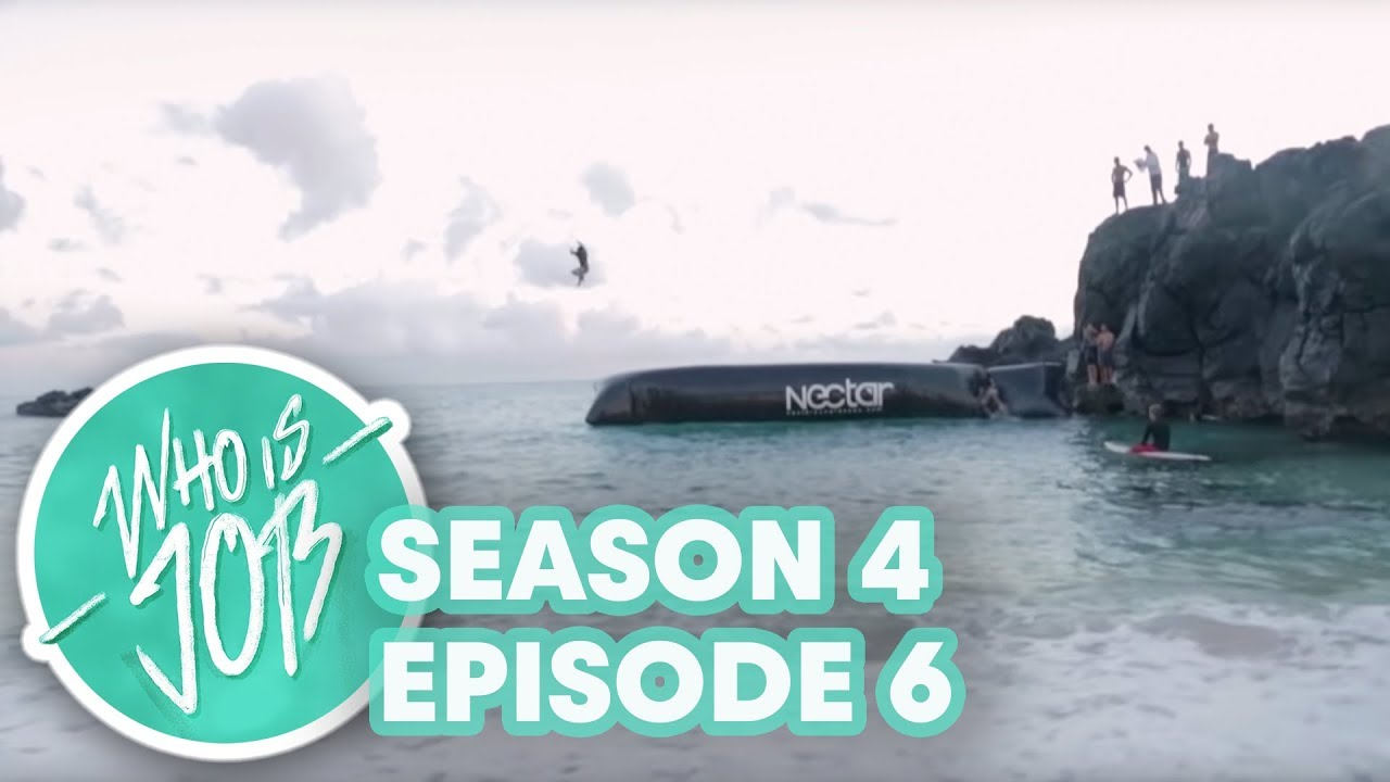 Who is JOB 5.0 - Tandem Surfing and Blobbing with Bikini Babes - Ep 6