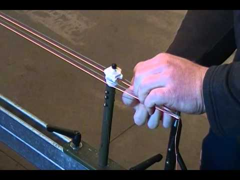 Building a Pinstripe Bow String