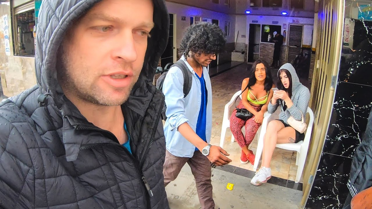 Dzielnica prostytucji w Bogocie - Kolumbia [4K]