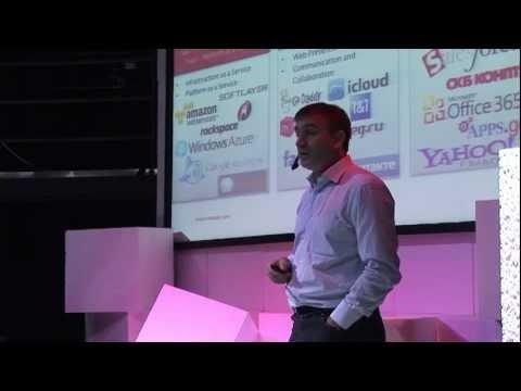 TEDxPerm - Serguei Beloussov - New Technologies - New Opportunities