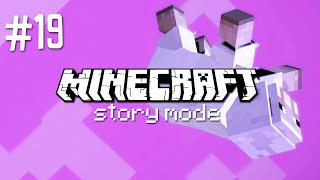 SAVE THE SHEEP! - MINECRAFT STORY MODE (EP.19)