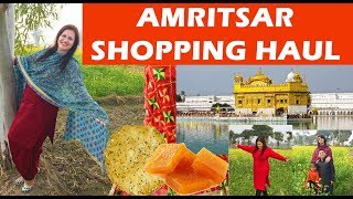 Amritsar Shopping Haul - What to Buy, Best Shops and Prices