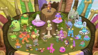 My Singing Monsters - Tribal Island (Full Song) (2.3.2)